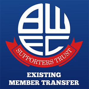 Existing Member Transfer